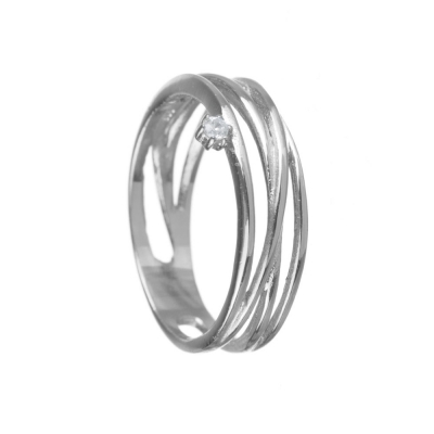 Compar Daisy Silver Ring online