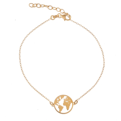 Compar World Gold Bracelet online
