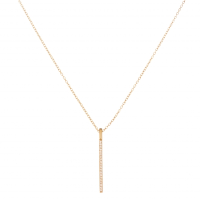 Compar Lyon Gold Necklace online